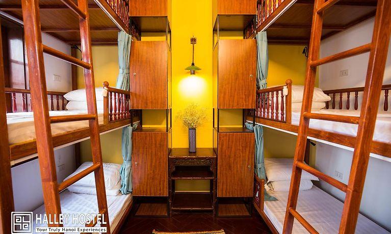Camere Da Letto Halley.Halley Hostel Hanoi